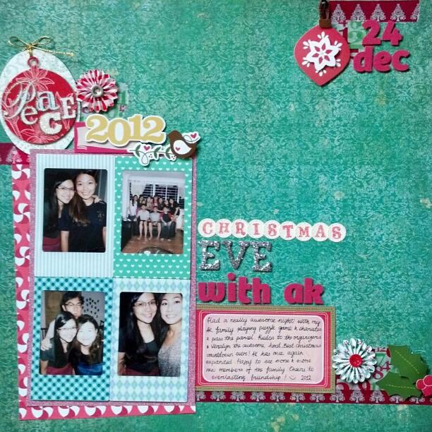 Christmas Eve with AK