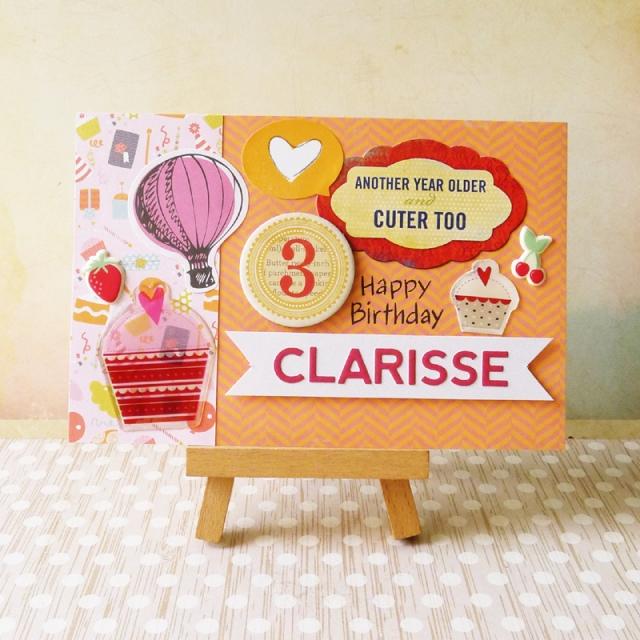 Clarisse 2014