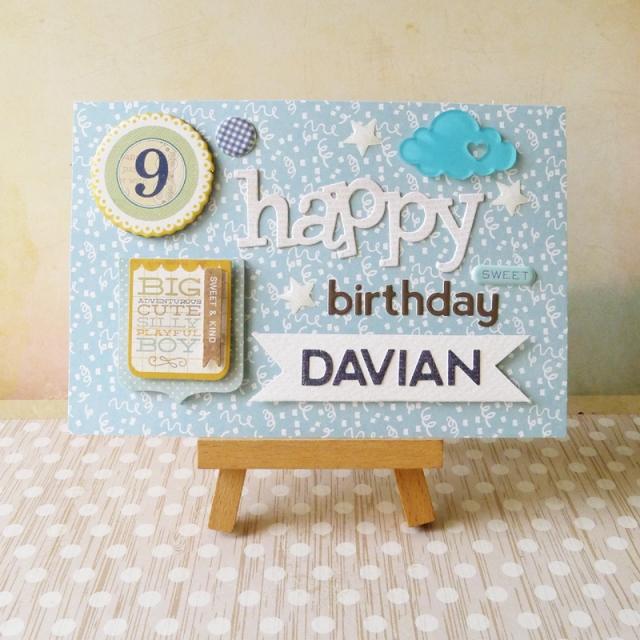 Davian 2014