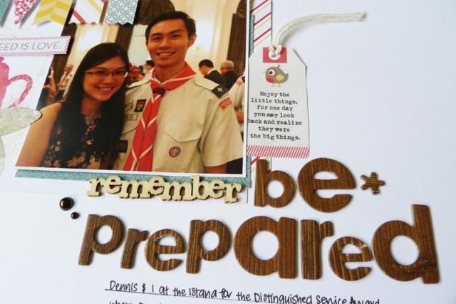 Be prepared 03