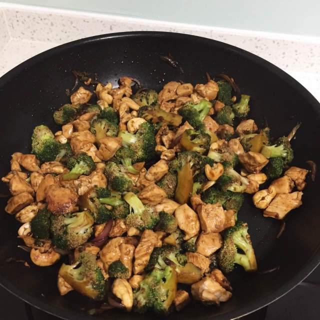 Recipe Cashew Chicken W Broccoli  Dancing Quinn-7079